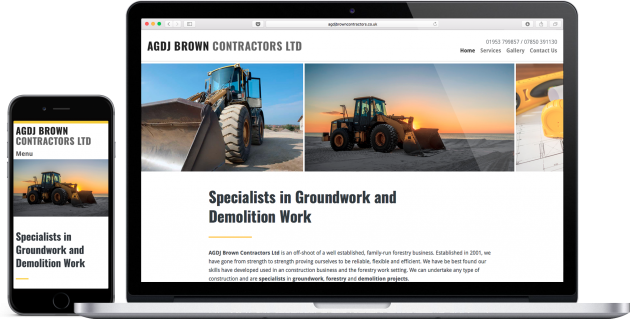 AGDJ Brown Contractors Ltd